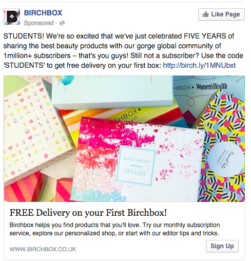 12 Examples of Brilliantly-Crafted Facebook Posts from Online Retailers