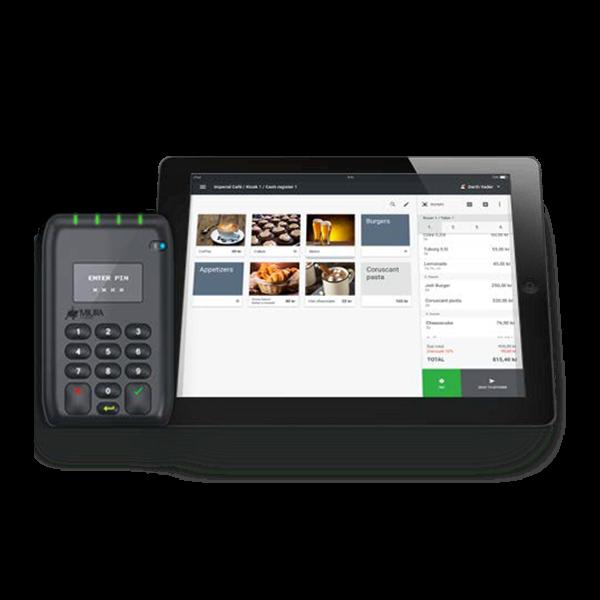 kassaapparat, betalingsterminal, kortterminal, touchskjerm, ipad, kassaapparat-programvare, POS software, programvare til kassaapparat, ipad kassaapparat, kassaapparat til nettbrett