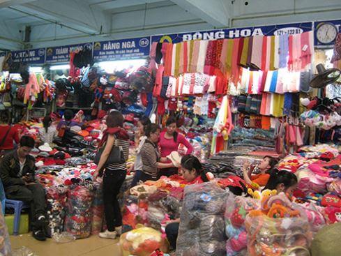 buôn bán quần áo