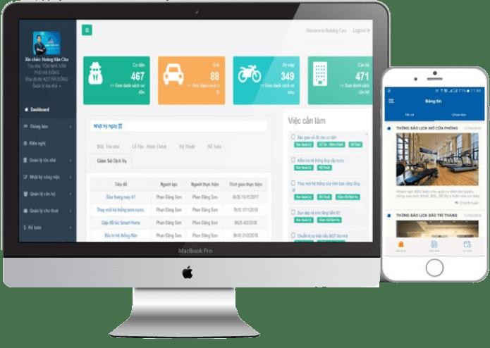 Phần mềm quản lý tài sản tại Citysoft.