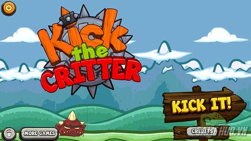 Hack game Kick the Critter - Smash Him cho Android