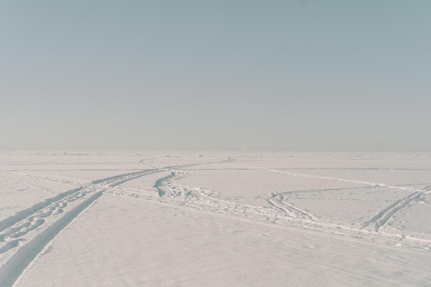 Antarctic Desert - Largest desert in the world
