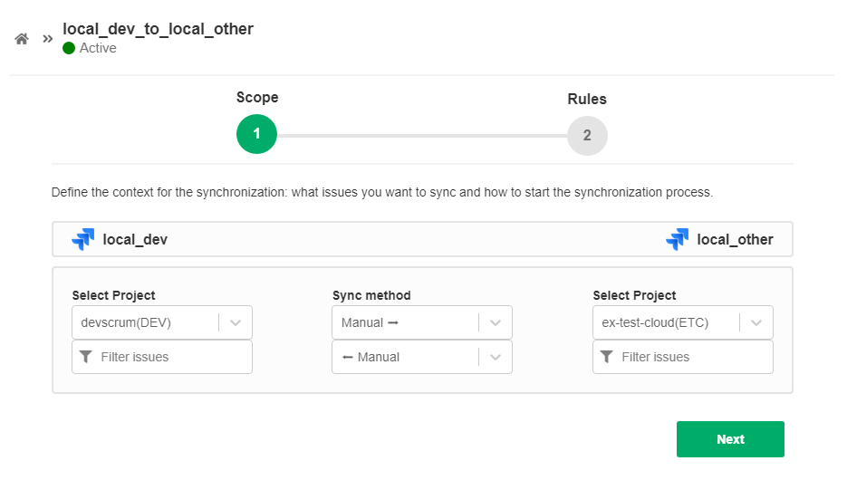 connect your jira nodes