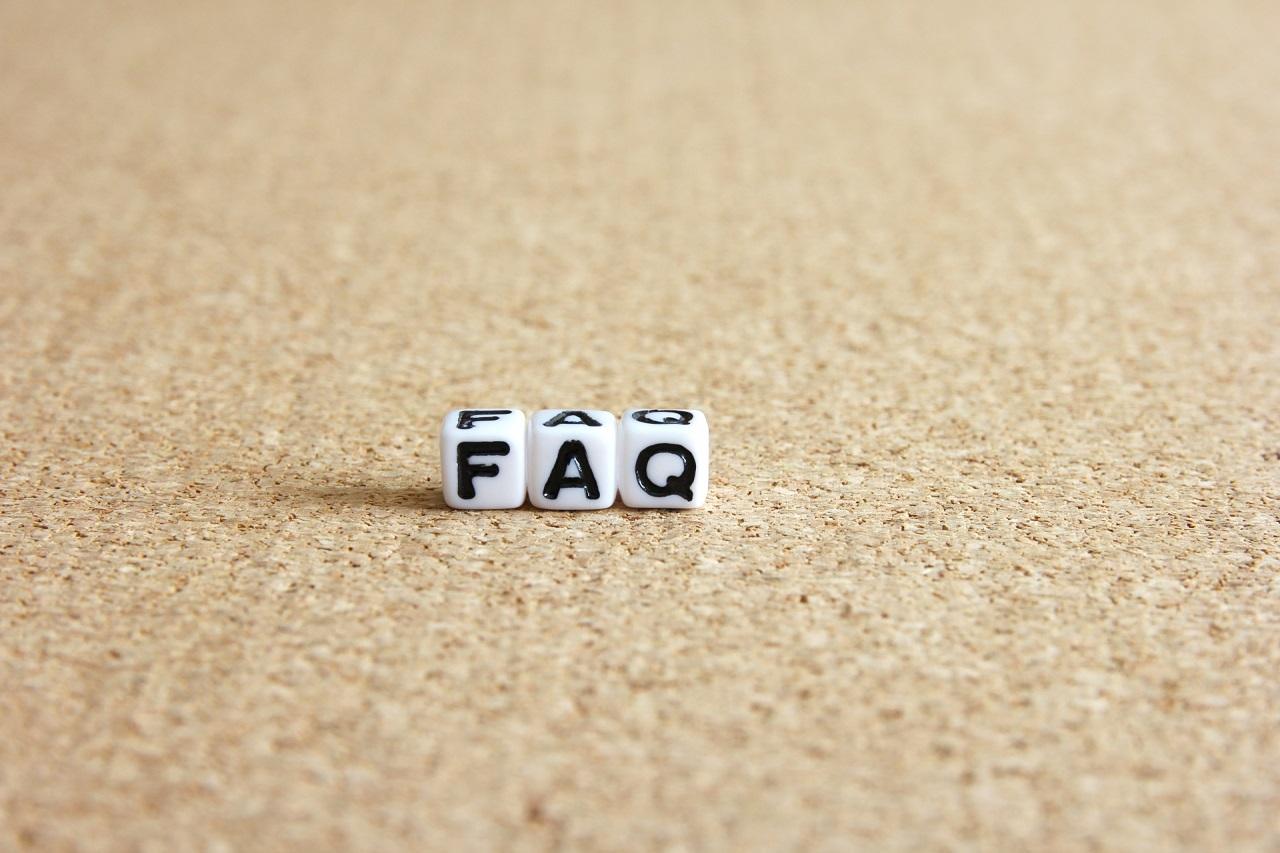FAQの画像