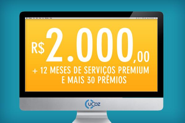 Copa uCoz Brasil de Websites