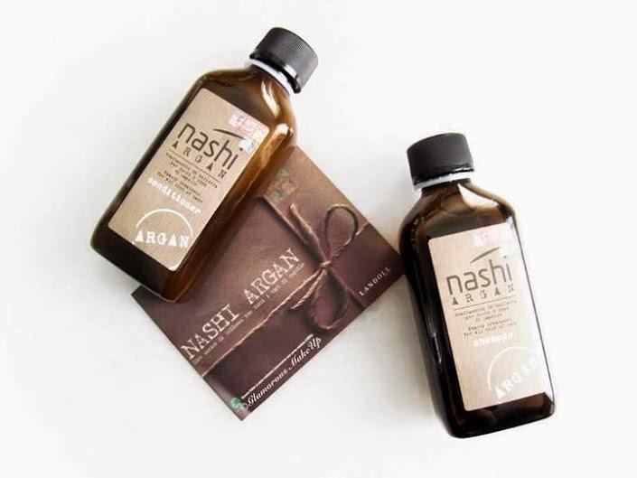 Có thể bạn chưa biết: Nashi Argan là dòng sản phẩm chăm sóc tóc được các spa, tiệm làm đẹp ưa dùng nhất