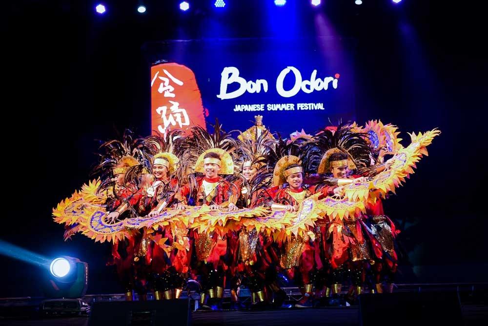 Điệu múa Bon Odori truyền thống