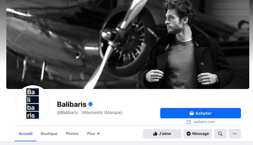 Balibaris Facebook