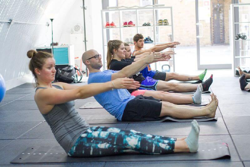 Fison Fitness, Pilates Brixton | GoSweat