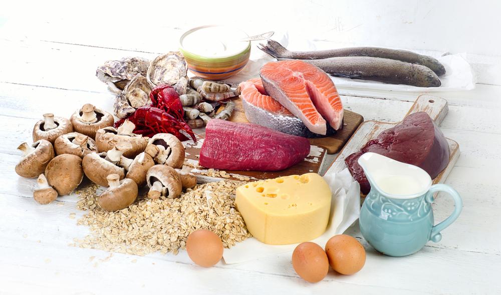 alimentos variádos