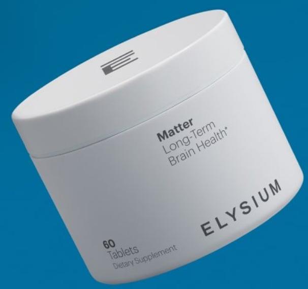 Elysium Health Matter.