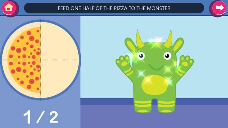 Kids Games - Learn Basic Math screen shot 3