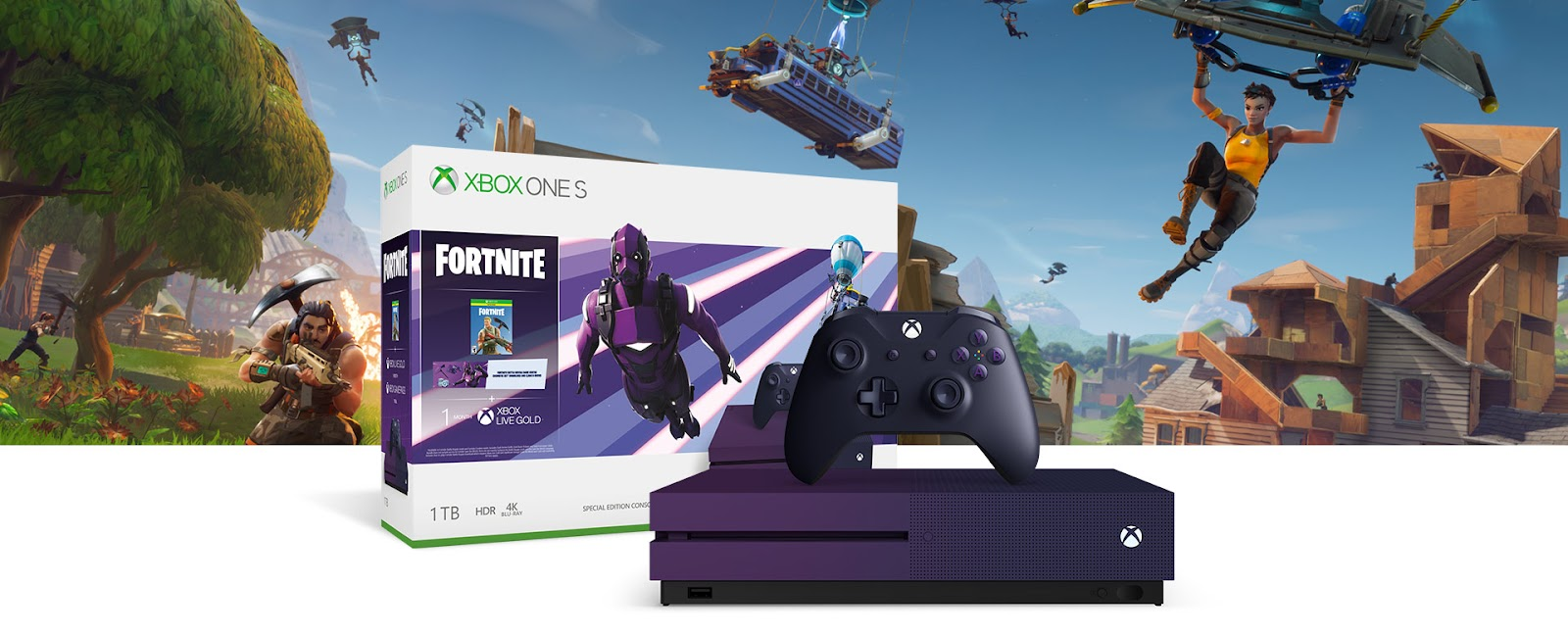 How to get every skin in Fortnite Xbox
