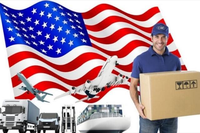 Nhu cầu vận Chuyển hàng đi Mỹ luôn cao