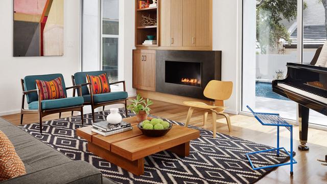 5 sai lầm khiến thiết kế phòng khách trông rẻ tiền