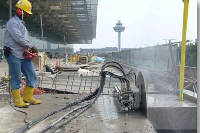 Nhu cầu đặt Dịch vụ khoan cắt bê tông tại Bình Dương tăng cao