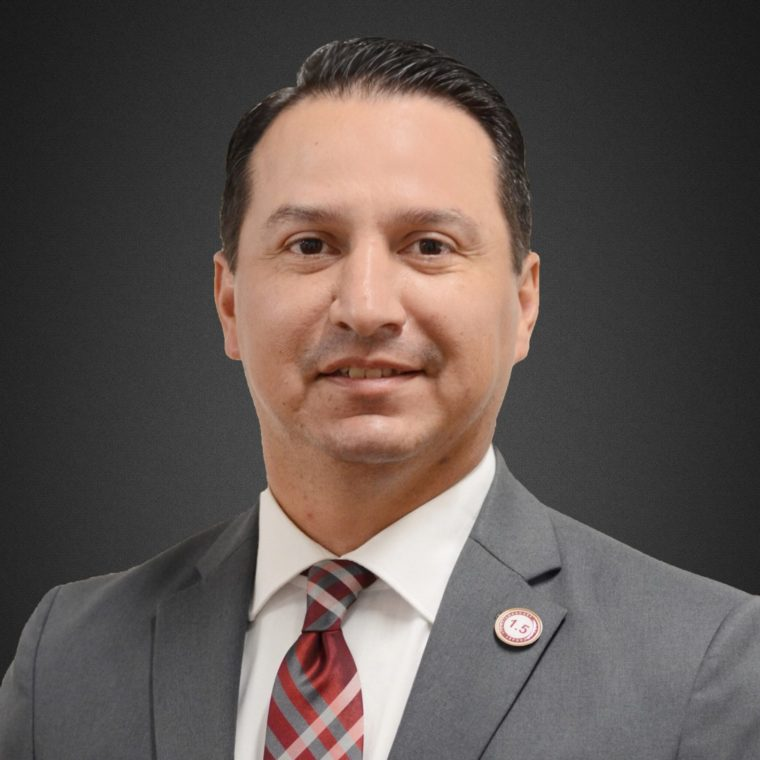 Superintendent Mark Estrada
