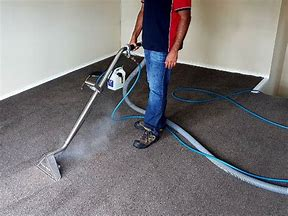professional steam or dry carpet cleaning