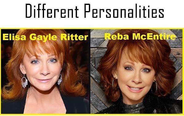 Elisa Gayle Ritter and Reba