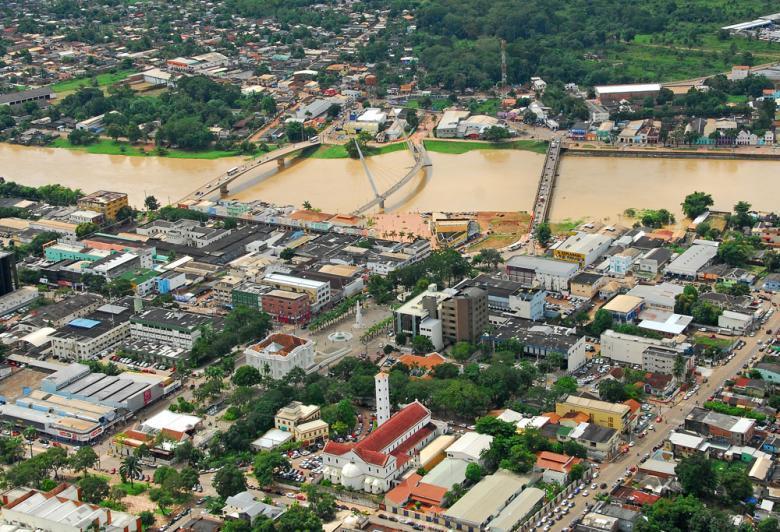 Rio Branco no Acre quer se tornar mais verde no perímetro urbano