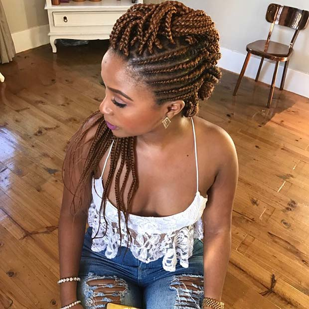 Summer Just Got Hotter With These 7 Braid Styles!