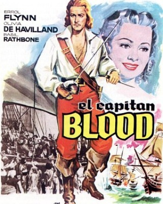 El capitán Blood (1935, Michael Curtiz)