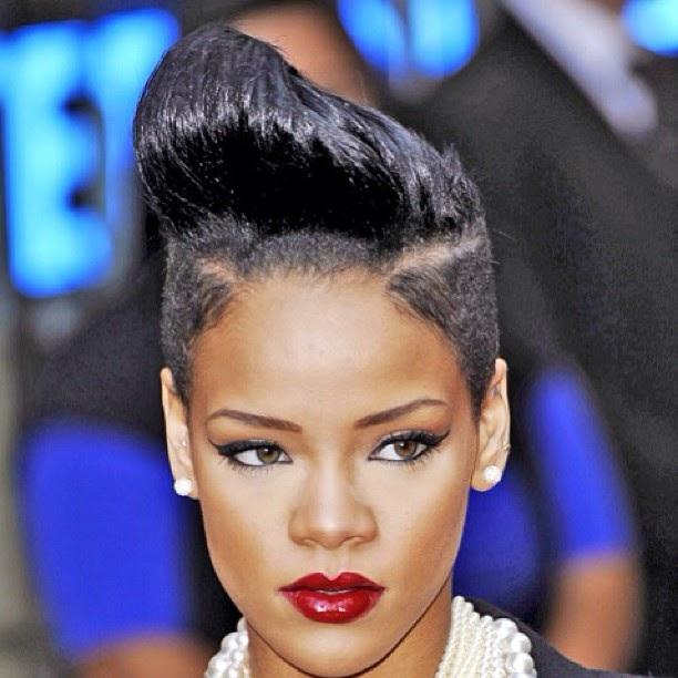 Rihanna Hairstyles That Will Certainly Inspire You