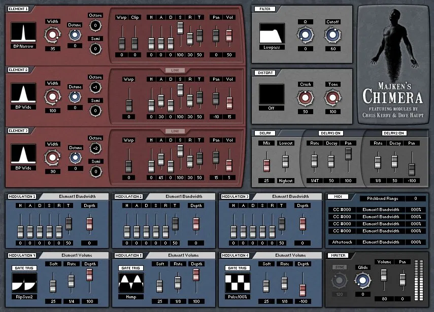 Chimera free vst synth