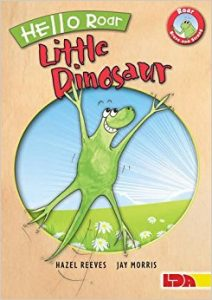 Book Cover Hello Roar Little Dinosaur