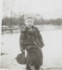 Larry on Sycamore St Elkhart 1947.png