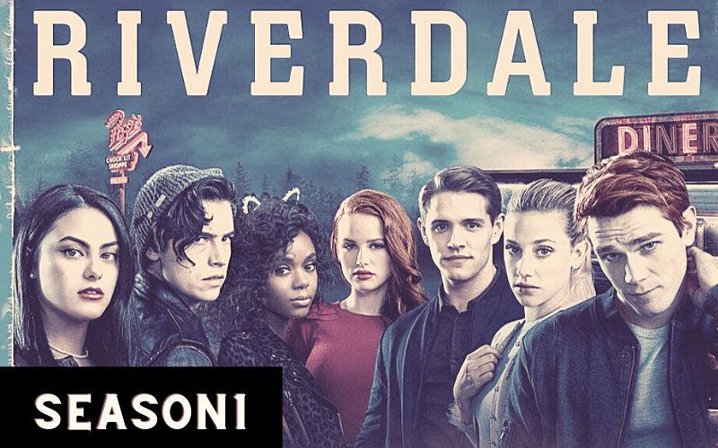 index of riverdale season 1