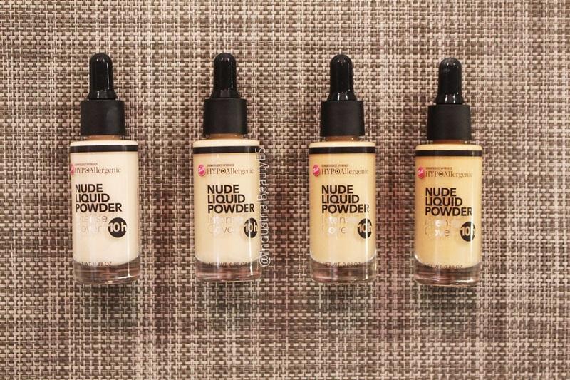 nude liquid powder bell
