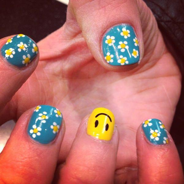 73 diy cute nail designs inspoinstructions cute nail designs creem 9 prinsesfo Gallery