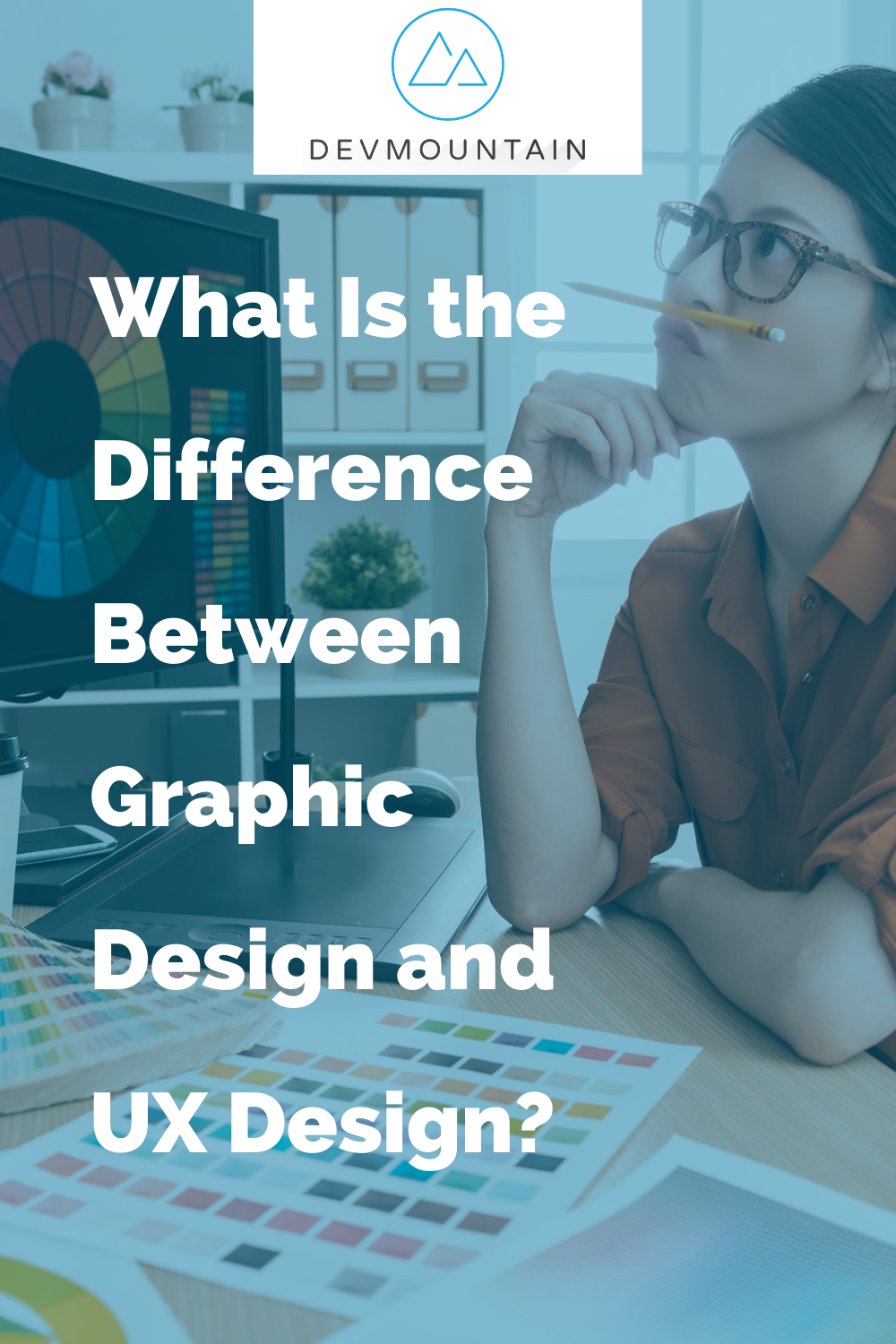 What Is the Difference Between Graphic Design and UX Design?