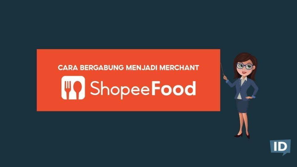 shopee food merchant