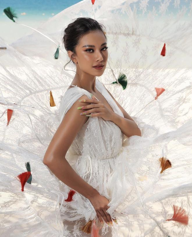 Á hậu Kim Duyên đại diện Việt Nam chinh chiến Miss Universe 2021