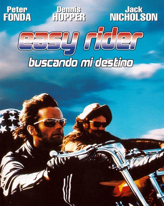 Easy Rider. Buscando mi destino (1969, Dennis Hopper)