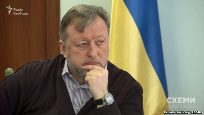 Заступник голови Кваліфікаційно-дисциплінарної комісії прокурорів Віктор Шемчук проходить свідком у справі Мартиненка