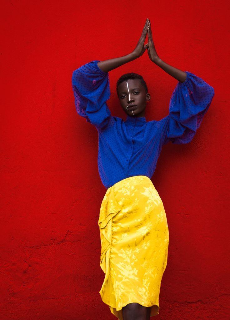 رنگهای متضاد در عکاسی