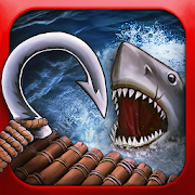 Raft Survival: Ocean Nomad – Simulator - Best Survival Games for Android.