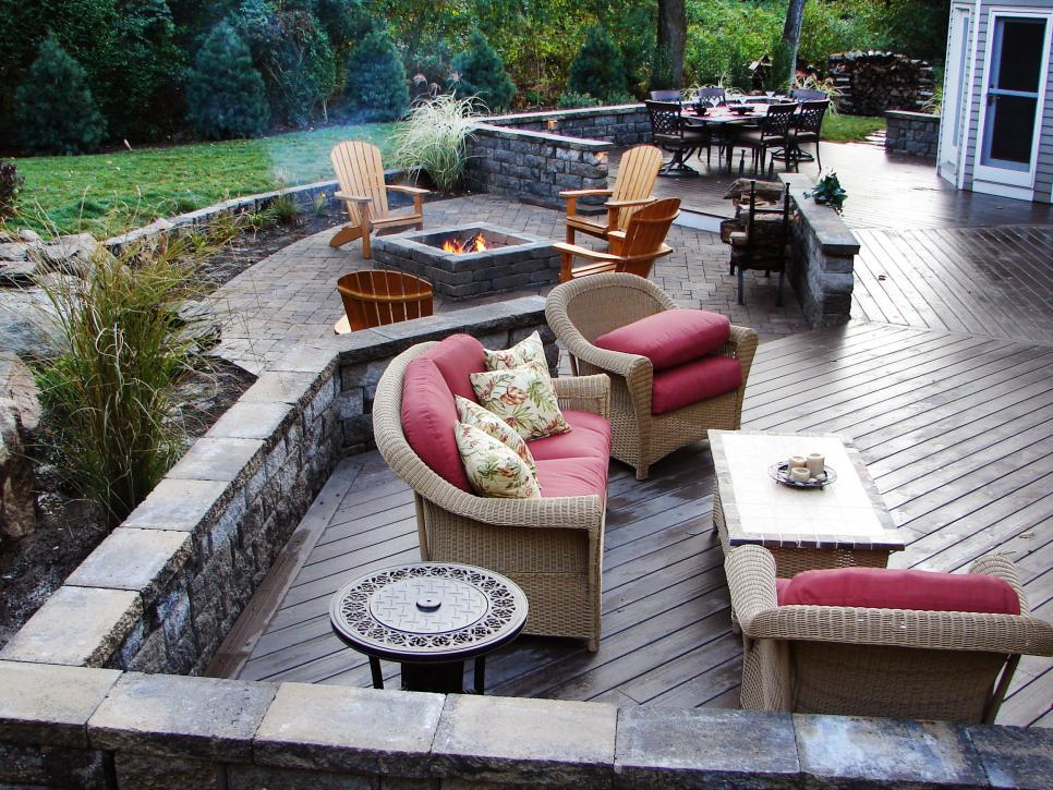 Landscaping Ties Everything Together: These features for The Ultimate Outdoor Patio will add some flare to your outdoor space and save you money.