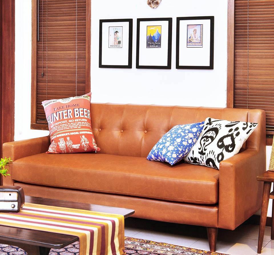5 mẫu ghế sofa đầy cảm hứng phù hợp với phòng khách