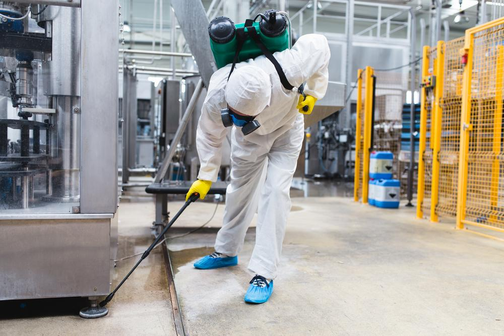 Warehouse Pest Control: Preventing and Managing Common Pests - iGPS  Logistics, LLC
