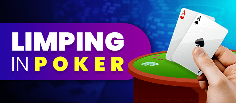What is Limps in Poker and how to crush open limpers like a pro
