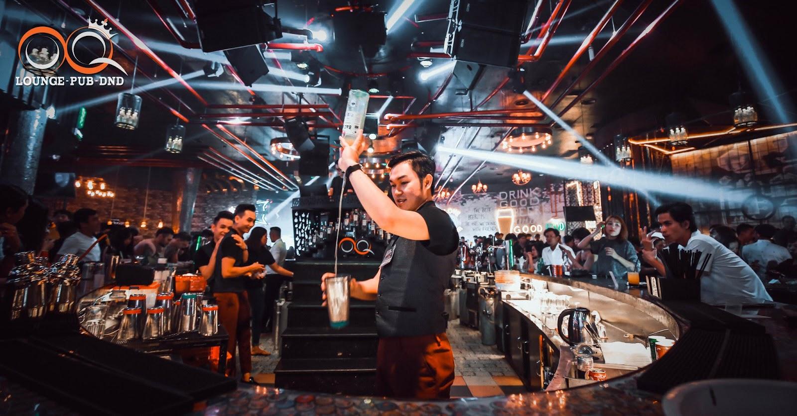 OQ Lounge Pub DnD Danang