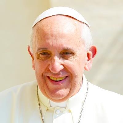 Đức Thánh Cha Phanxico trên Twitter từ 6-18/4, 2018