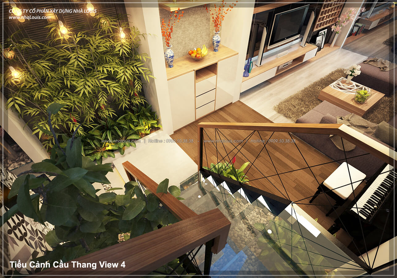 Thiết kế nhà vườn đẹp- Xu hướng chưa bao giờ lỗi mốt