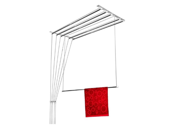 WUDORE Stainless Steel Rust Proof Ceiling Clothes Hanger Roof Mount Cloth Dryer