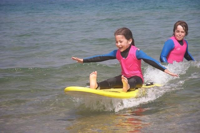 Surf en Somo - Loredo