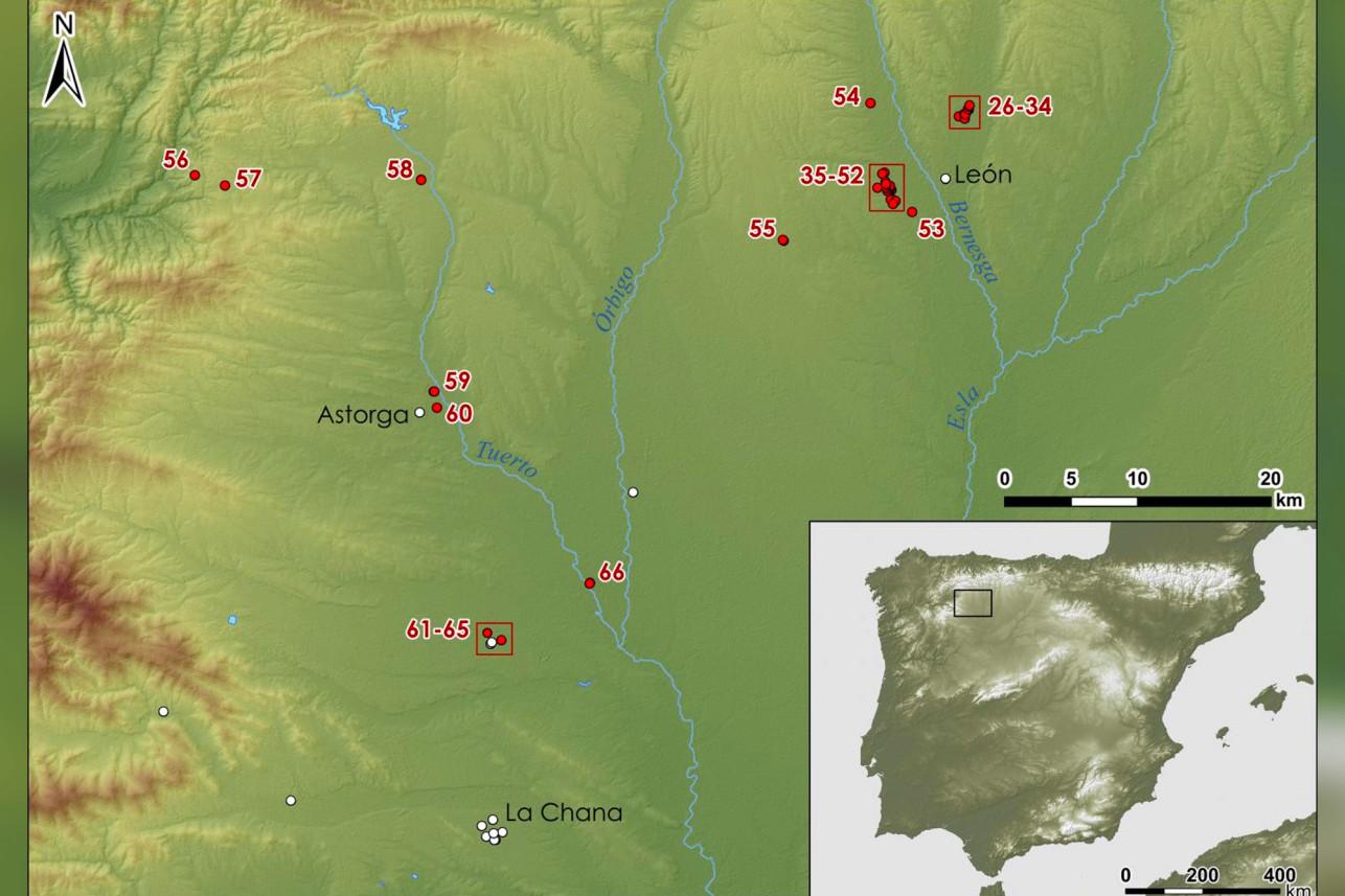Phát hiện hàng chục trại quân đội La Mã cổ đại - ảnh 2